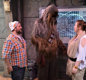meeting chewie